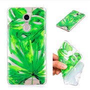 Xiaomi Redmi Note 4X Silicon Case Transparent Anime Animal Silicone TPU Gel Soft Back Cover Case For Xiaomi Redmi Note 4X Note4X