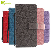 Y9 2018 Flip Wallet Case On SFor Huawei Enjoy 8 Plus Coque Luxury Leather Phone Bag Cover For Fundas Huawei Y9 2018 Case