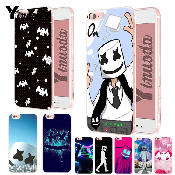 marshmello coque iphone xr
