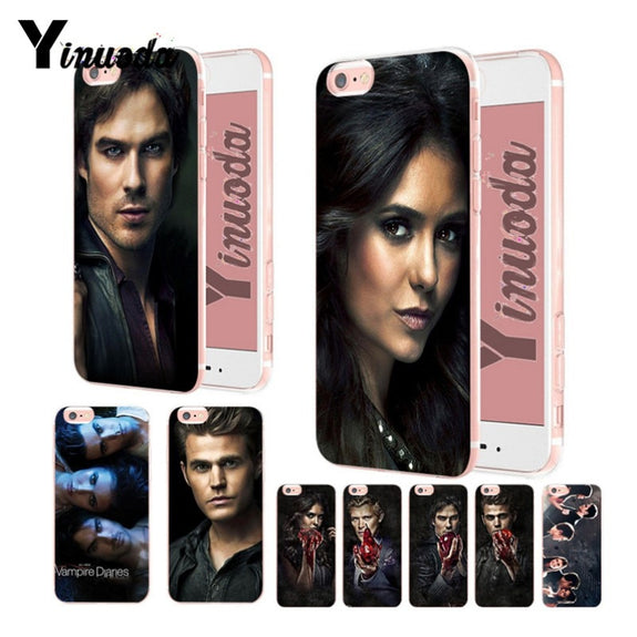coque iphone 8 the vampire dairies