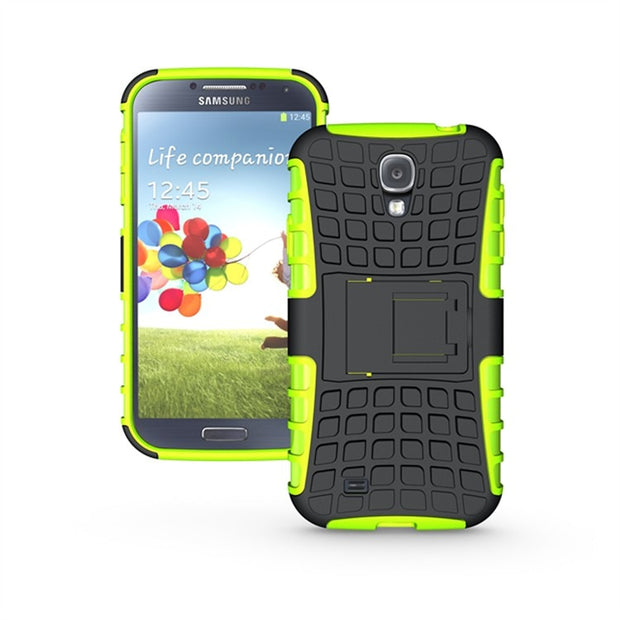 Green rugged case