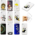 For Huawei P8Lite 2017 Case Phone Fitted For Huawei P8 Lite 2017 PRA LX1 TPU Frame 3D Soft Silicone Cover PRA-LX1 PRA-LA1 Case