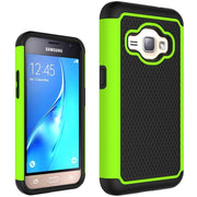 For Samsung Galaxy J1 2016 Case For Samsung Galaxy J1 2016 J120F Case Silicone Shockproof Armor Hard Cover For Samsung J1 2016