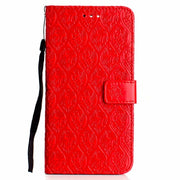 Honor 7C Flip Wallet Case On SFor Huawei Honor 7C Pro Coque Luxury Leather Phone Bag Cover For Fundas Huawei Y7 Prime 2018 Case