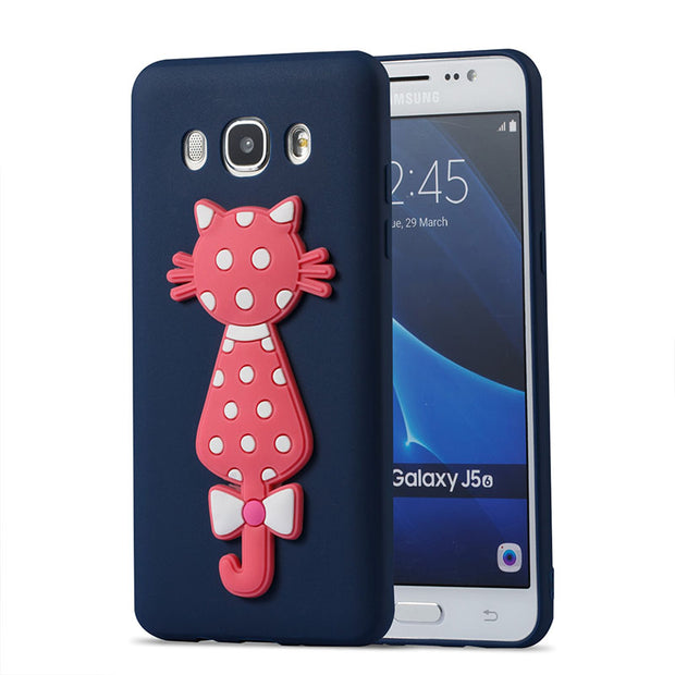 J510 Case For Samsung Galaxy J5 2016 SM-J510Fn J510Fn J510f/ds SM-J510F/DS Phone Bumper Case For Samsung J 5 510 TPU Frame Cover