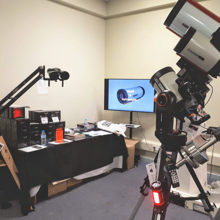 Practical Astronomy Show - Kettering Conference Centre on Saturday March 9th
