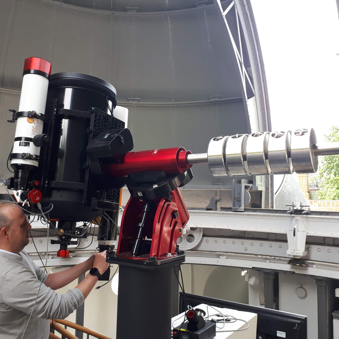 First Annual Service of the Annie Maunder Astrographic Telescope (AMAT)