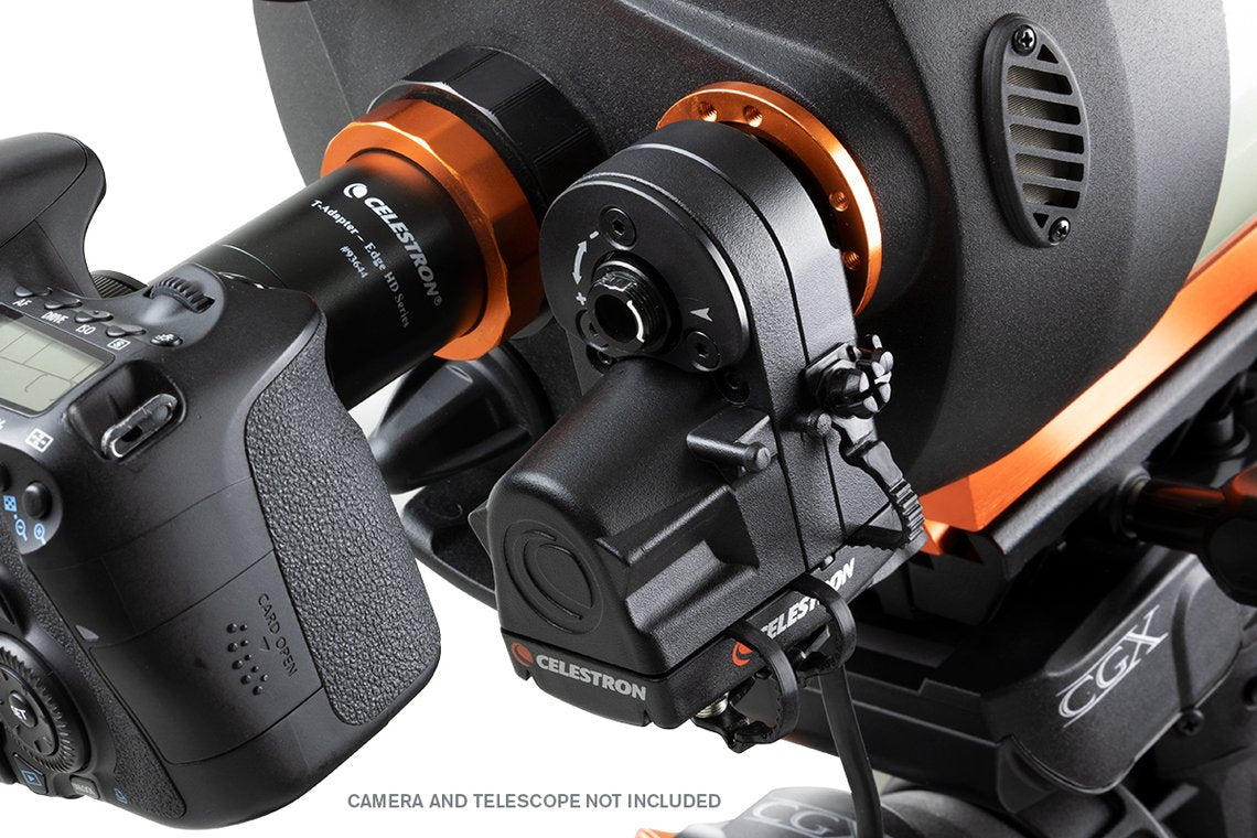Celestron Focus Motor for Celestron SCT, Edge HD and RASA Telescopes