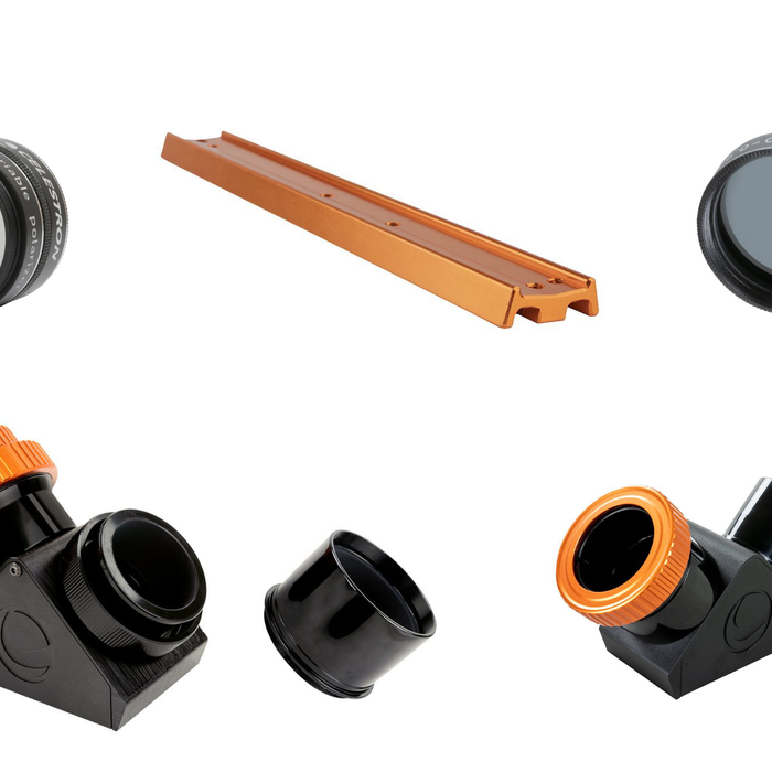 New Celestron Accessories - Now Available