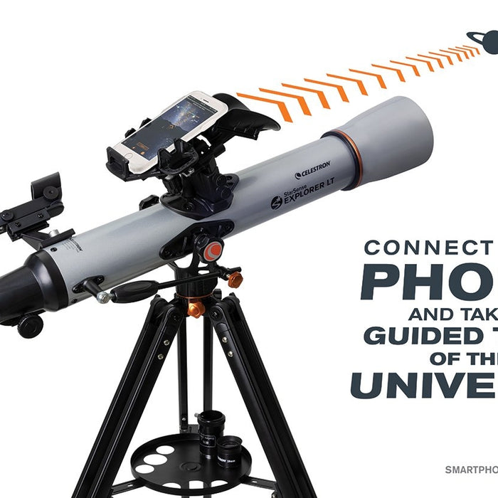 New Celestron StarSense Explorer LT App-enabled Telescopes