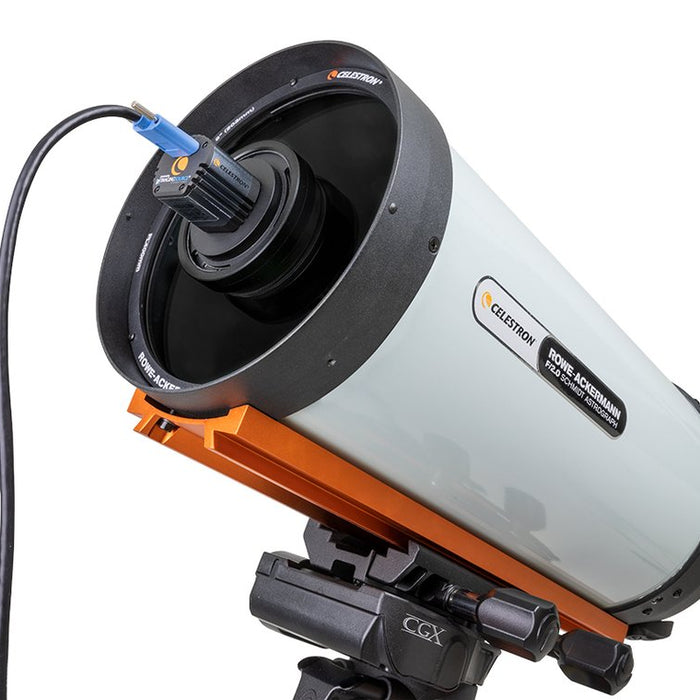 "Celestron 8"" Rowe-Ackermann Schmidt Astrograph (RASA): An Introduction"