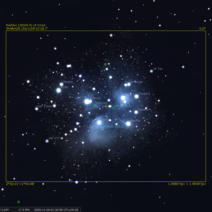 "Imaging the winter sky with the Celestron 8"" RASA"