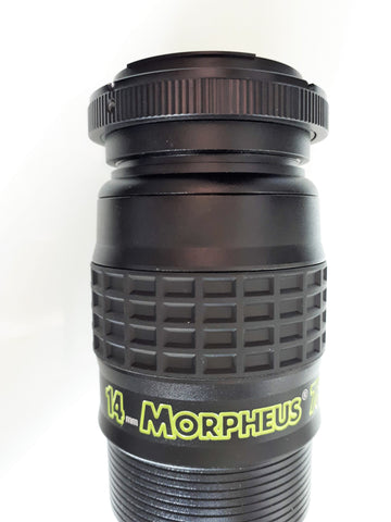 Morpheus with T-ring attached