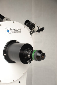 CDK700 Nasmyth Focus with a Televue Eyepiece for visual use