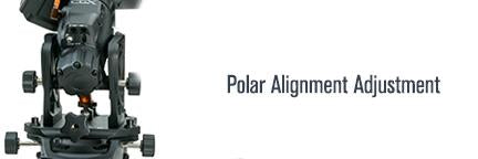 CGX Polar Alignment