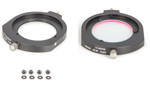 Baader UFC Filter slider for 50.8mm unmounted