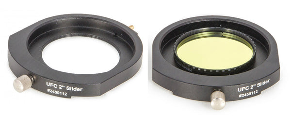 Baader UFC Filter slider for 48mm mounted