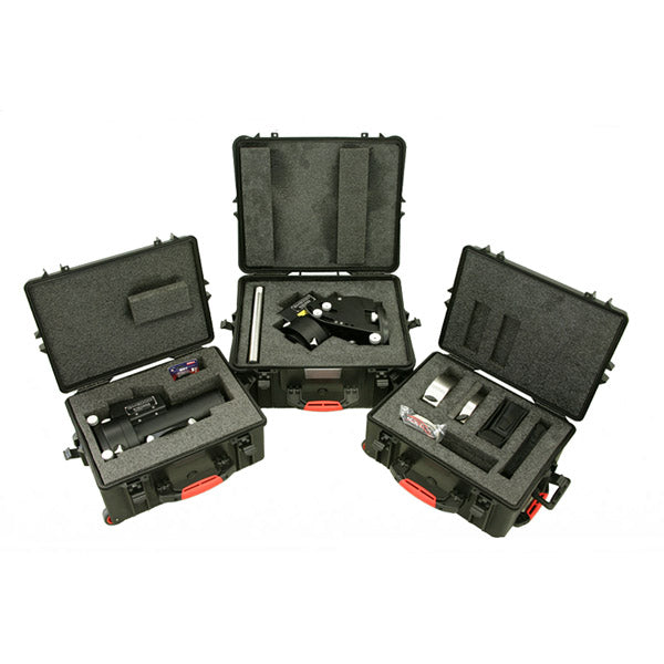 10Micron GM2000 Ultraport 3-Piece Case Set