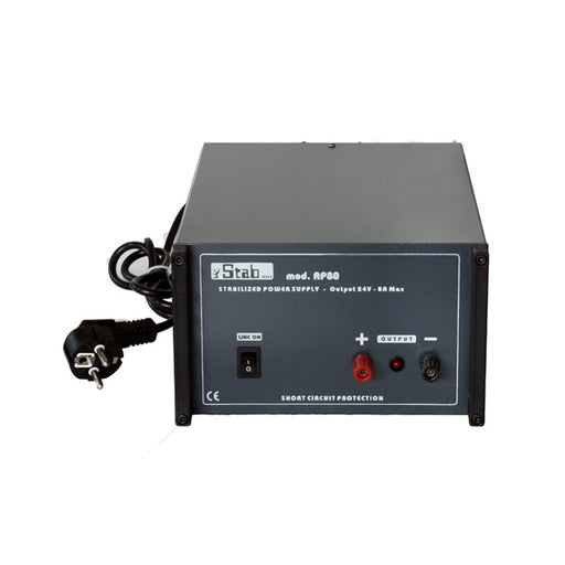10Micron Stabilised 240V AC / 24V 200W DC Power Supply for 10 Micron GM2000 GM3000 GM4000 Mounts