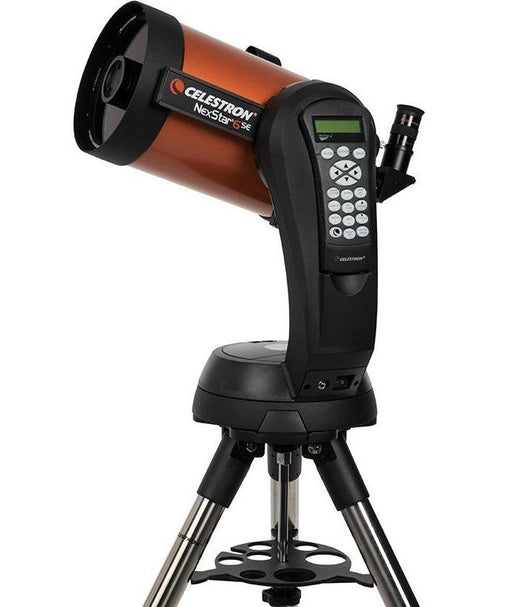 Celestron NexStar 6 SE Computerised Telescope - Includes Free Lens Shade & NexYZ Smartphone Adapter