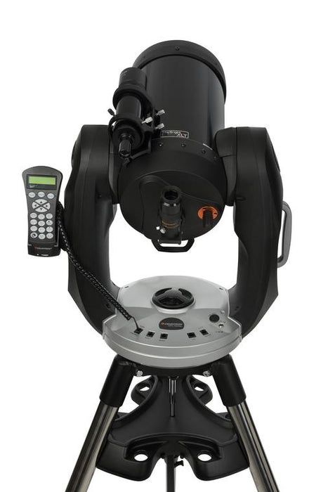 Celestron CPC 800 GPS (XLT) Computerised Telescope - rear view