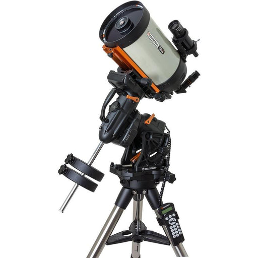 Celestron CGX Equatorial 800 HD Telescope - front view