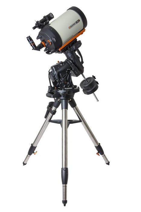 Celestron CGX Equatorial 800 HD Telescope - rear view