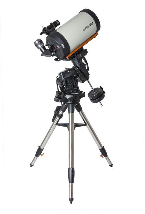 Celestron CGX Equatorial 925 HD Telescope - rear view