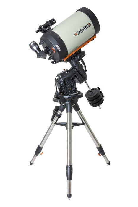 Celestron CGX Equatorial 1100 HD Telescope - rear view