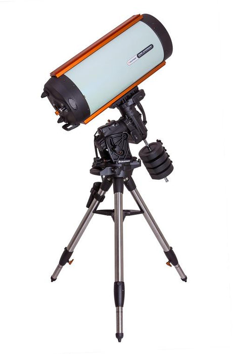 "Celestron CGX 1100 Equatorial 11"" RASA - rear view"