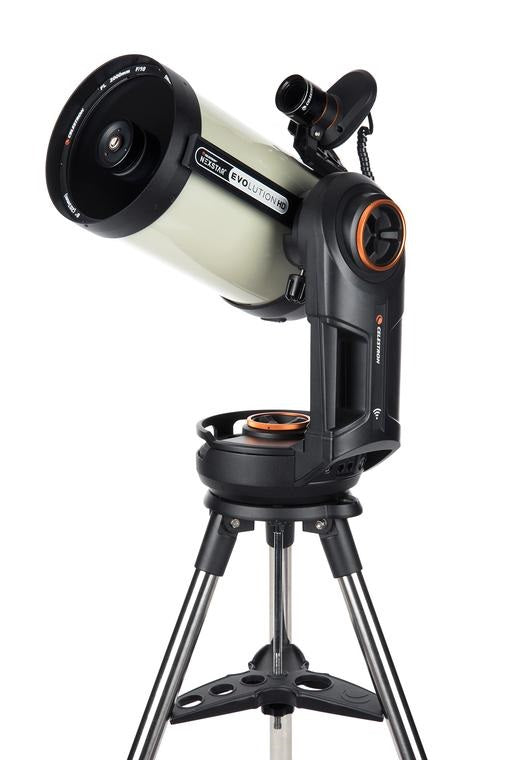 Celestron NexStar Evolution 8 HD with StarSense - Includes Free Lens Shade & NexYZ Adapter