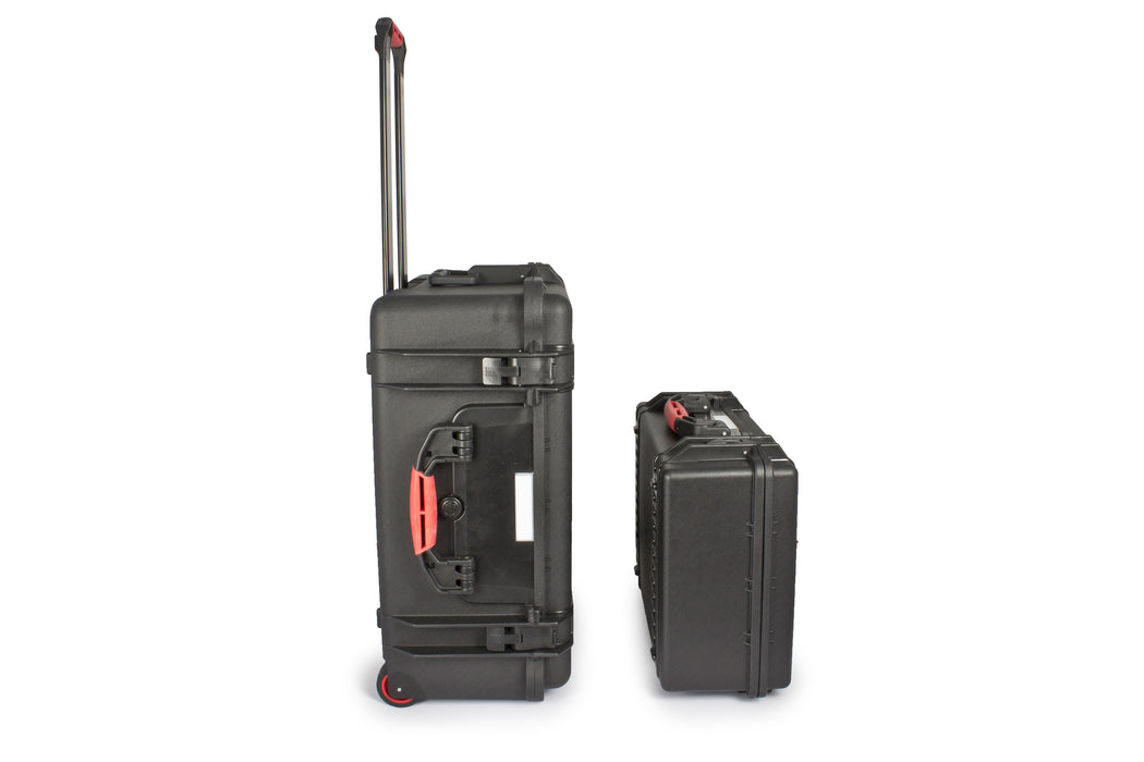 10Micron GM1000 storage and carry case side view