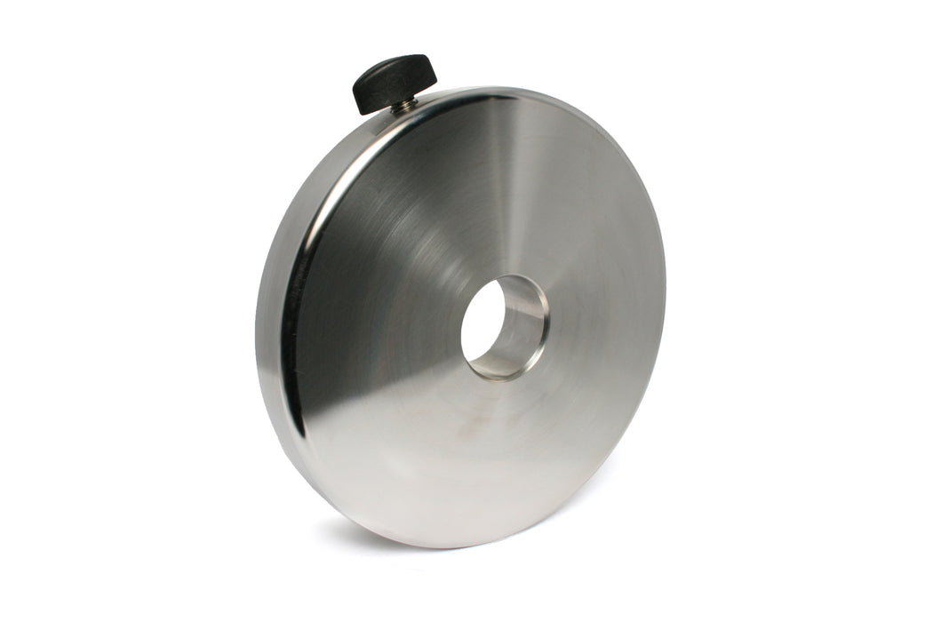 6kg counterweight for GM 2000 stainless steel (V2A)