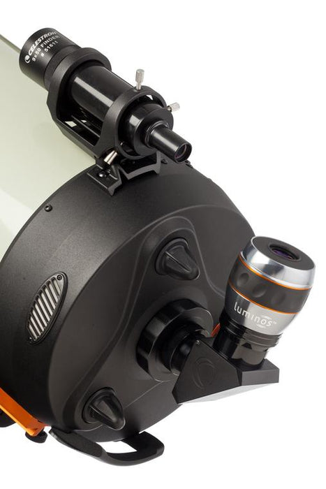 "Celestron 2"" Mirror Diagonal with XLT Coatings - attached to a telescope"