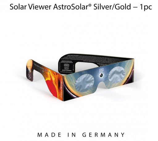 Baader Solar Viewer AstroSolar® Silver/Gold (1pc, 10pc, 25pc, 100pc)
