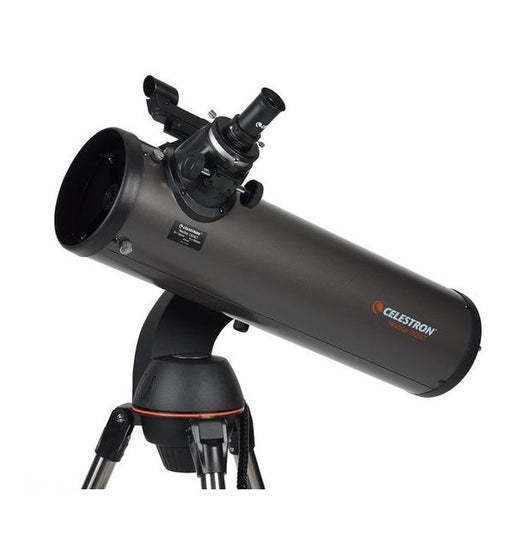 Celestron NexStar 130 SLT Computerised Telescope - Includes Free: ThermoTrek & NexYZ Smartphone Adapter