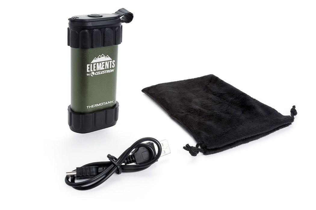Celestron Elements ThermoTrek included accessories