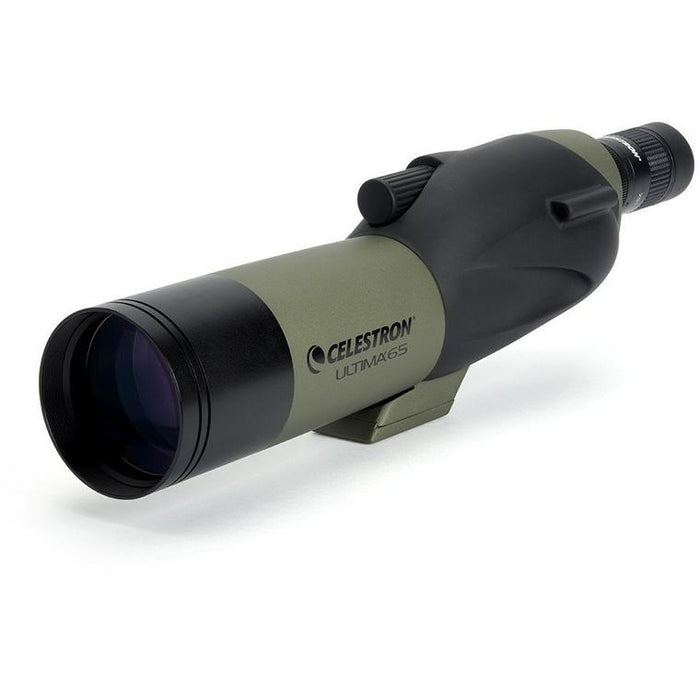 Celestron Ultima 65mm Straight Spotting Scope