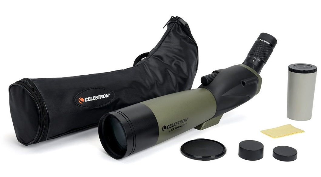 Celestron Ultima 80mm 45 Degree Spotting Scope