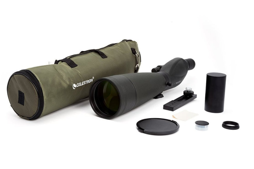 Celestron TrailSeeker 100mm Straight Spotting Scope
