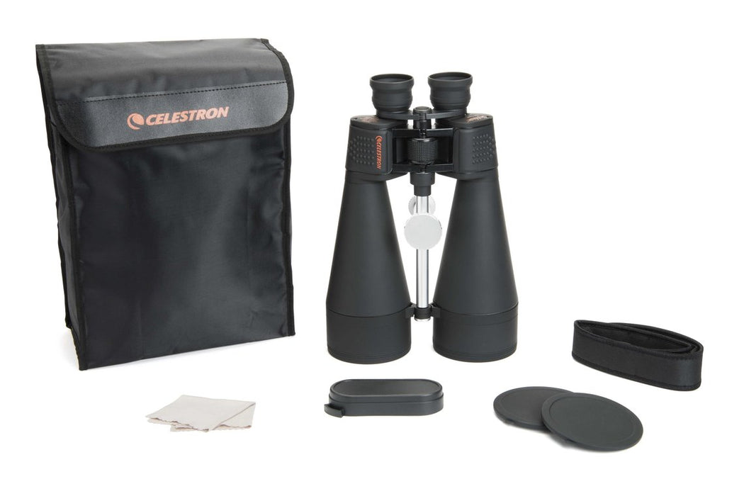 Celestron SkyMaster 20x80 Binocular - with accessories