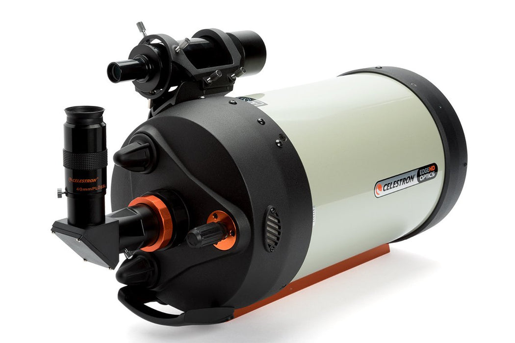"Celestron EdgeHD 8"" Optical Tube Assembly - rear view"