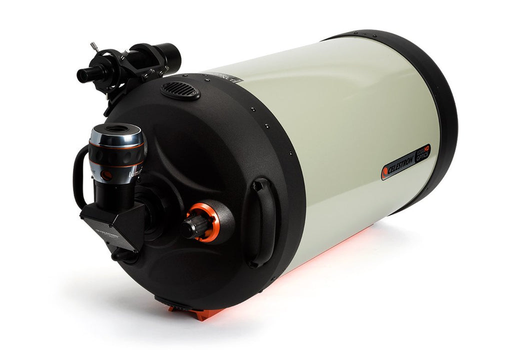 "Celestron EdgeHD 14"" Optical Tube Assembly - rear view"
