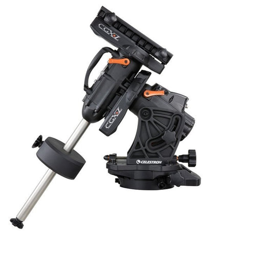 Celestron CGX-L Equatorial Mount without Tripod - Customer Return