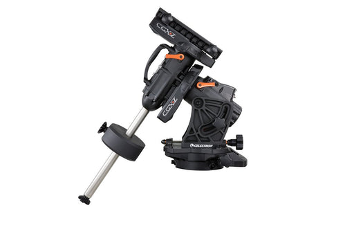Celestron CGX-L Equatorial Mount without Tripod