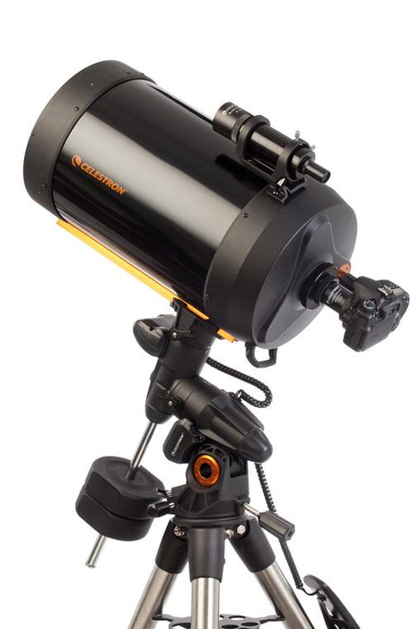 Celestron T-Adaptor for Schmidt-Cassegrain Telescopes - attached to a telescope