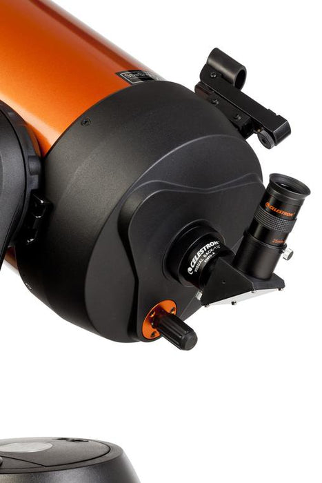 "Celestron 1.25"" SCT Visual Back - attached to a telescope"