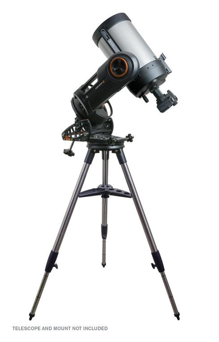 Celestron Nexstar SE and Evolution Wedge - with Evolution scope attached