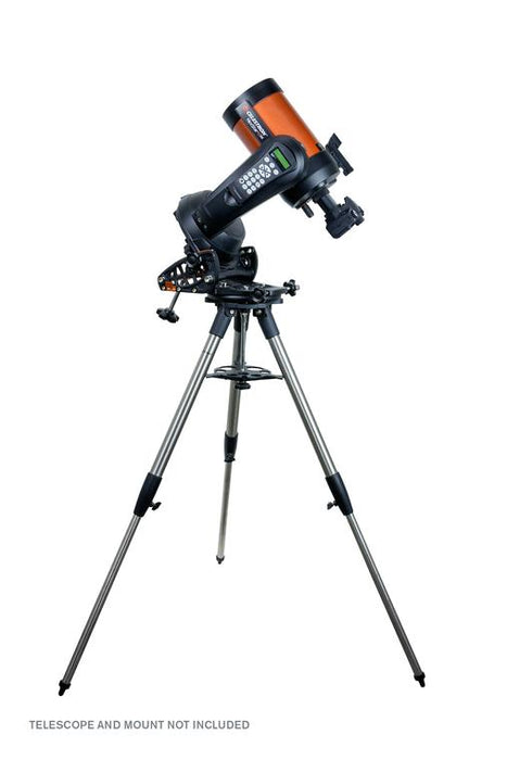 Celestron Nexstar SE and Evolution Wedge - with Nexstar SE scope attached
