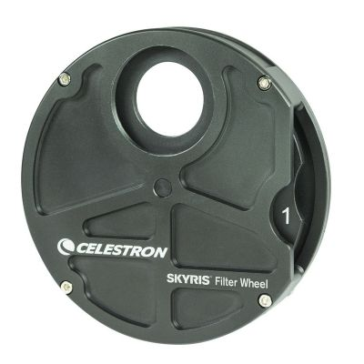 Celestron Skyris 5-Position 1.25 Inch Filter Wheel - Ex-Demonstration